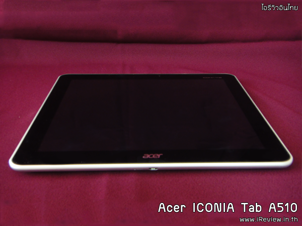Acer ICONIA Tab A510-29