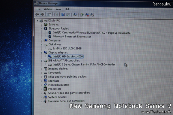 New Samsung Notebook Series 9-16