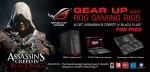 """[PR] """"Asus"""" โดยสาธารณรัฐแห่งเกม """"ROG"""" จับมือ สุดยอดเกมส์ตำนานนักฆ่า Assassin's Creed® IV: Black Flag™"""