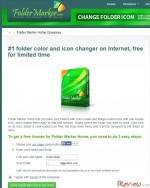 [Free] Folder Marker Home เปลี่ยนไอคอน Folder ธรรมดาๆ ให้ดูเด่นขึ้น