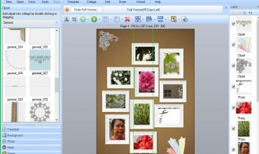 [Free] แจกฟรีโปรแกรม Picture Collage Maker ไว้ปรับแต่งทำอัลบั๊มภาพ