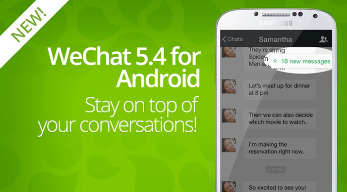 Android-WeChat