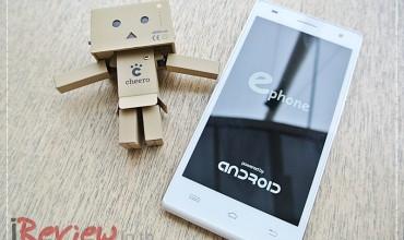 """รีวิว – E-Phone E19 """"ถูก ครบ สบายกระเป๋า"""""""