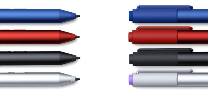 Surface-pens