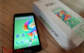 """พรีวิว – i-mobile IQ II """"Android One เครื่องแรกของไทย"""""""