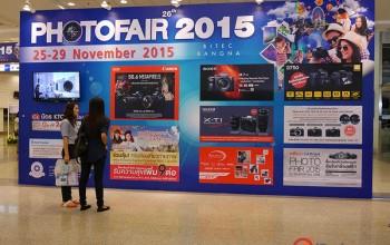 [Travel] พาเดินเล่นงาน Photo Fair 2015 ไบเทค บางนา