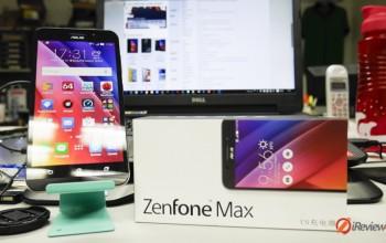 """รีวิว – Asus Zenfone Max ZC550KL """"สุด ๆ ไปกับแบ็ตเตอร์รี่ขนาด 5000 mAh"""""""