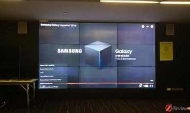 [Event] สรุปงาน Unpacked Samsung Galaxy S7