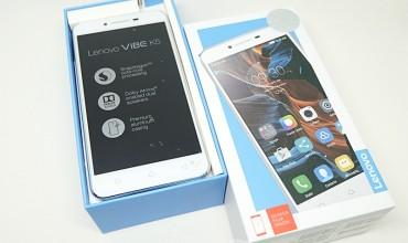 """รีวิว – Lenovo Vibe K5 """"วัสดุดีเน้นบันเทิง เล่นเกมดูหนังฟังเพลง"""""""