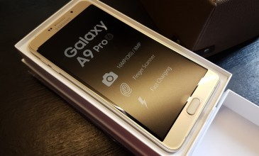 """รีวิว – Samsung Galaxy A9 Pro """"แบตอึด จอใหญ่ ราคาโดน"""""""