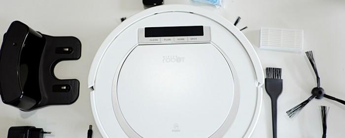 """รีวิว – Mister Robot Saturn X2 """"คุ้มค่า ทำความสะอาดได้นาน สะอาดขึ้นสองเท่า มั่นใจยิ่งกว่า"""""""