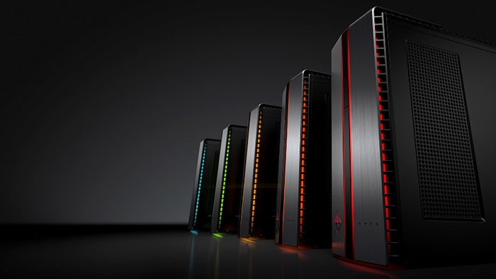 OMEN-by-HP-Desktop-PC-with--LED_Left-Facing