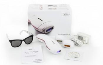 รีวิว – DEESS HOMEUSE IPL รุ่น 3in1 จากร้าน IPL EXPERT