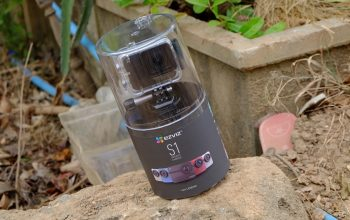 """รีวิว – EZVIZ S1 Sports Camera """"จ่ายคุ้มได้ครบ"""""""