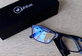 รีวิว – Ophtus แว่นกรองแสง ปกป้องดวงตาจากจอคอมและมือถือ