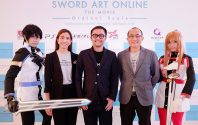 [PR] DEX เปิดตัวภาพยนตร์ Sword Art Online the Movie Ordinal Scale