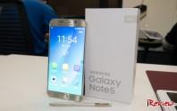 """พรีวิว – Samsung Galaxy Note 5 """"ความงามเริ่ดหรูที่ขีดเขียนได้"""""""