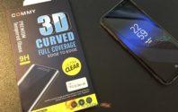 รีวิว – Commy Tempered Glass UC Soft Edge กระจกกันรอย Galaxy S8
