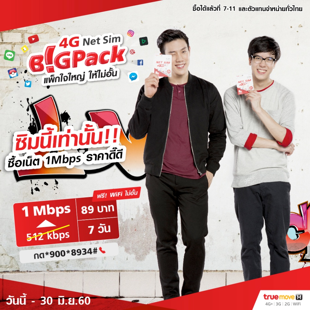 4G Net SIM Big Pack