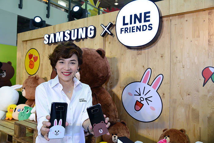Samsung-Galaxy-x-LINE-FRIENDS_TH-(4)